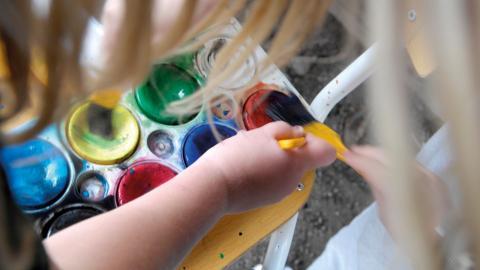 Barnkultur kan vara lite osynlig ibland, enas arrangörsgruppen om. Bild: Janerik Henriksson/TT