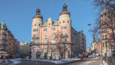LO-borgen. LO-distrikten runt om i hela Sverige konstaterar hur arbetsgivare, med förödande konsekvenser för de anställda, allt oftare använder sig av hyvling.  Bild: TT