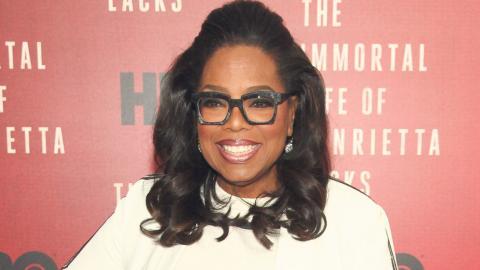 Oprah Winfrey.  BILD Andy Kropa/AP/TT