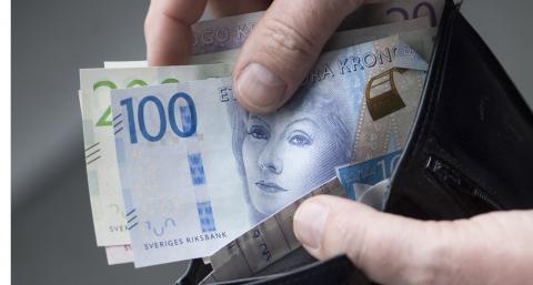 Hyvling förekommer bland annat inom handeln.  Bild: Fredrik Sandberg/TT