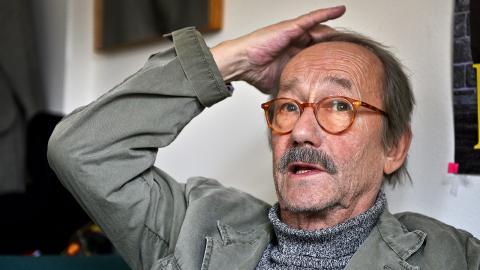 Gösta Ekman. Bild: Anders Wiklund/TT