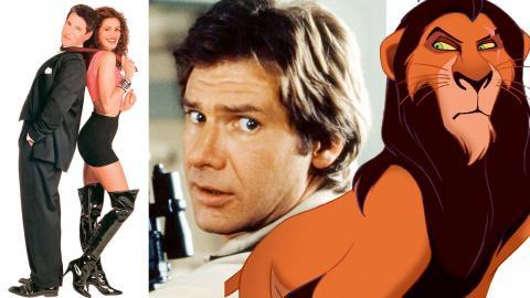 Pretty Woman, Jedins återkomst och Lejonkungen skulle alla ha fått andra slut. Bild: Ap, Disney
