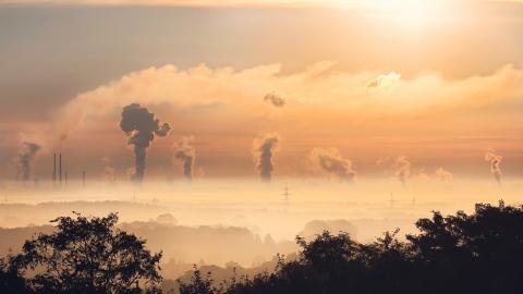 Antropocen föreslås vara den geologiska tidsepok vi nu lever i. Många hävdar att den tog sin början i ock med den industriella revolutionens start i slutet på 1700-talet. Bild: CC0