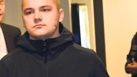 Jesse Torniainen är misstänkt för grovt vållande till annans död och misshandel. Bild: Vesa Moilanen/AP/TT