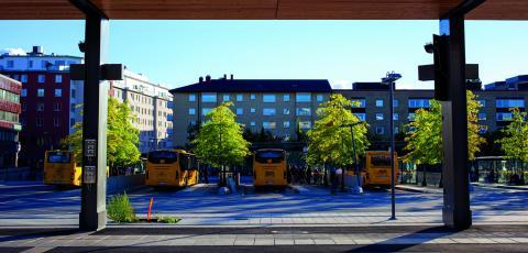 """""""I vår budget kommer vi att föreslå ett återinförande av stadskortet i Uppsala"""", skriver debattörerna.  Bild: ULF BODIN/FLICKR"""