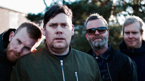 Ian Persson är dubbelt aktuell. Förutom solodebuten har han jobbat med hardcorepunkiga bandet Pablo Matisse, som nyligen släppte en debut-EP digitalt.  Bild: Press