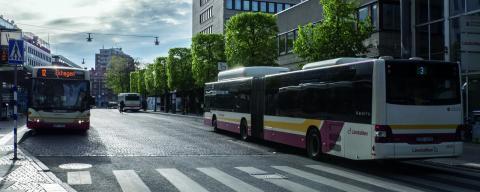 Jönköpings kommun vill inte längre bära den ekonomiska bördan med år av miljonförluster som biogasproduktionen innebar.  Bild: Daniel Johansson