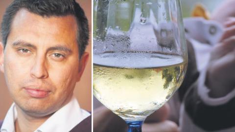 """""""Alkohol kan också ställa till med väldigt många problem och alkoholens skador på andra än den som dricker är stora"""", skriver Juan-Pablo Roa.  Bild Hasse Holmberg/tt"""