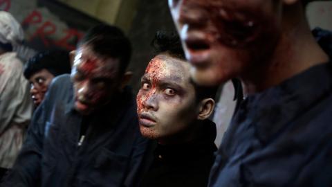 Bild: Dita Alangkara/AP/TT