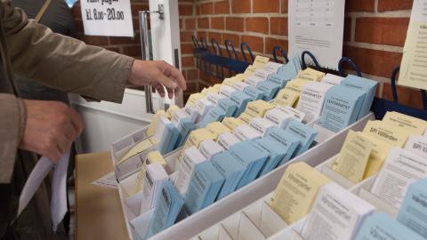 Samtidigt som socialdemokraterna i England noterar stora framgångar är det motsatsen i Malmö, där det för varje val har blivit färre röster.  SCB:s senaste partisympatimätning visar att S i Malmö fortsätter att rasa. Nu mera kraftigt än tidigare.  Bild: Drago Prvulovic/TT