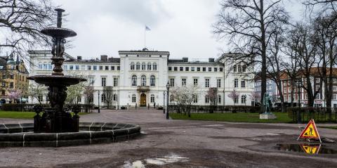 Över en natt harJönköpings kommun kastats in i ett politiskt kaos efter de fyras avhopp från Moderaterna.  Bild Daniel Johansson