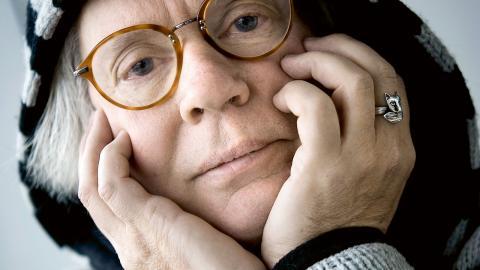 Författaren Ulf Stark blev 72 år. Bild: Dan Hansson/SVD/TT