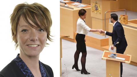 Bild: Riksdagen/Fredrik Sandberg/TT