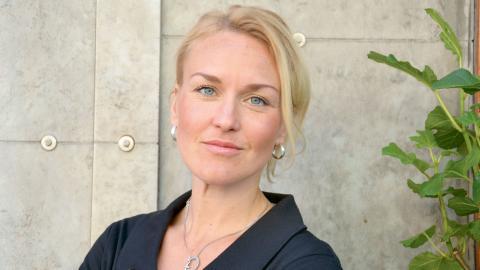 Olga Persson, generalsekreterare för Unizon.  Bild: Press