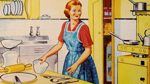 Reklam där kvinnor visas som de enda ansvariga för hemmet ska motverkas.