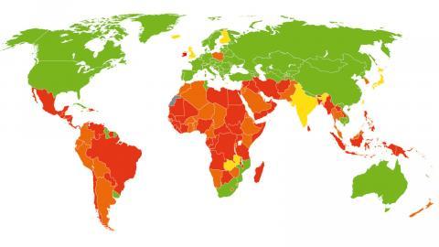 Källa: WHO och Center for reproductive rights