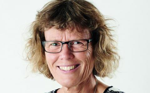 Carin Berggren  Pressbild: Anna Hållams