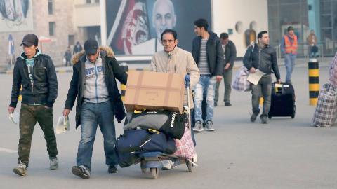 bild Massoud Hossaini/AP/TT