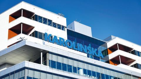 S:t Görans sjukhus är inte redo att ta emot förlossningar för ens år 2021. Tills dess får Nya Karolinska i Solna i uppdrag att ta emot normalförlossningar för att avhjälpa krisen.  Bild: Henrik Montgomery/TT