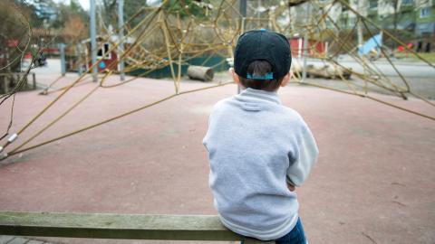 Hundratals barn står i kö i väntan på diagnos från Barn- och ungdomspsykiatrin i Region Örebro län trots de satsningar som har gjorts i och med IVO:s granskning förra året. Och antalet remisser fortsätter att öka kraftigt.  Bild: Jessica Gow/TT