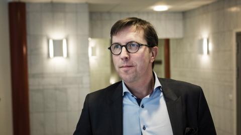 Academedias vd Marcus Strömberg är motståndare till ett eventuellt vinsttak.  Bild: Anders Ahlgren/SvD/TT