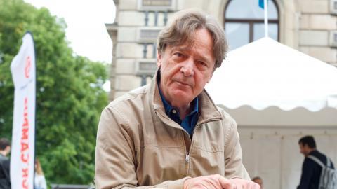 """Gunnar Grip gör allting på ideell basis. """"Det handlar om att bevara ett kulturarv"""", säger han.  Bild: Malin Beeck"""