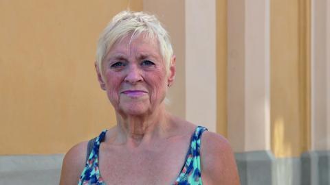 Birgitta Palmkvist Boström, ordförande för Attention Örebro, blir ledsen när hon hör om köerna till Bup, för när vården dröjer med diagnos får det konsekvenser.  Bild: Mirja Mattsson