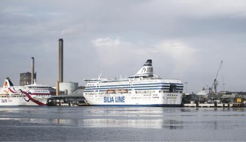 Transportindustrin står för 22 procent av Sveriges totala utsläpp. Bild: Fredrik Sandberg/TT