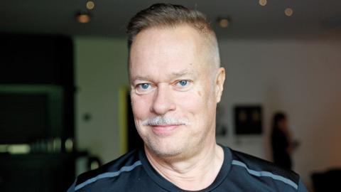 Showveteranen Hans Marklund har regisserat. Foto: Christian Egefur