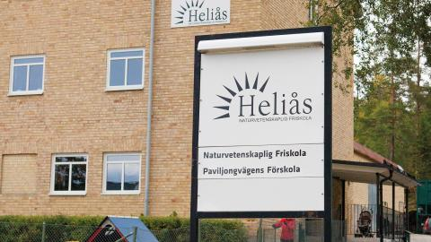 Med en vinstmarginal som under de senaste åren varierat mellan 15 och 19 procent tillhör Helios en av de mest lönsamma friskolorna. Bild: Anna Thors