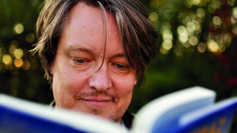 Jon Forsling.  Bild: Joni Nykänen