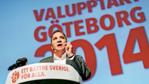 Regeringen måste bli bättre på den medellånga sikten menar Ann-Sofie Hermansson. Foto: Adam Ihse / TT
