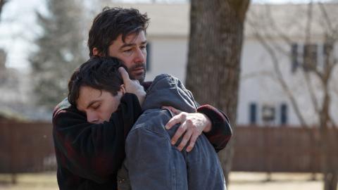 """""""Manchester by the Sea"""" handlar om en man som måste ta hand om sin brorson när brodern dör. En uppgift han inte vill ha.  Bild: Sony Pictures"""