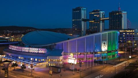 Kommunen diskuterar just nu hur de arenor som ska ersätta Scandinavium (ovan) och Lisebergshallen ska placeras. Foto: Jorma Valkonen (Creative Commons)