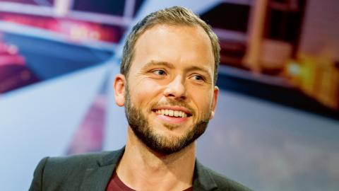 Audun Lysbakken, partiledare Sosialistisk Venstreparti. Bild: Vegard Wivestad Grøtt/TT
