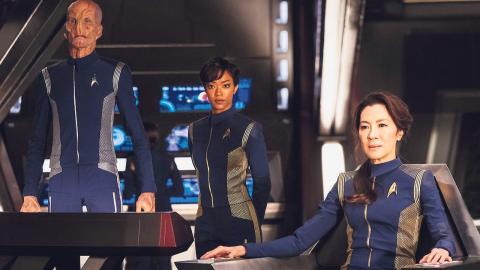 """""""Star Trek Discovery"""" utspelar sig cirka tio år före händelserna i originalserien."""