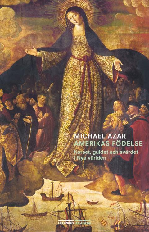 Michael Azars senaste bok utkom 2015.  Bild: Daniel Blomqvist