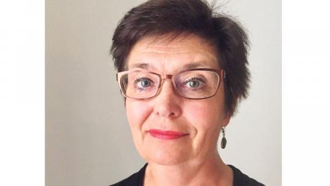 Utredaren Ann Tåhlin. Foto: Privat