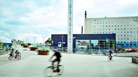 Socialdemokraterna i regionfullmäktige vill satsa på fler tandläkare i Jönköpings län Jönköping University kan bli platsen där en tandläkarutbildning startar. Bild: Patrik Svedberg