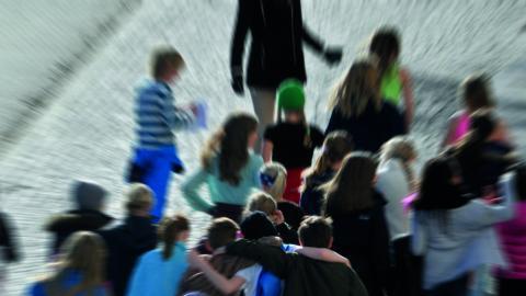"""""""Ambitionen är självklart en absolut nolltolerans mot diskriminering i skolan, men också att eleverna lämnar skolan som människor som inte själva diskriminerar"""", skriver debattören Nils Karlsson, kommunalråd. Bild: Hasse Holmberg/TT"""