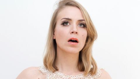 Alexandra Sundqvist.  Bild: Elin Berge