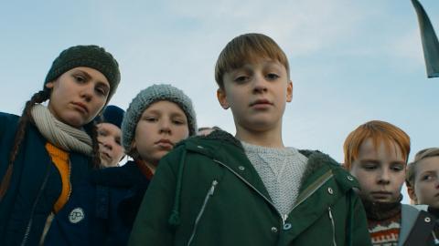"""Guldbaggebelönade regissören Goran Kapetanović långfilmsdebuterar med barn-och ungdomsfilmen """"Krig"""". Bild: Press"""