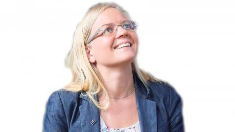 Julia Kronlid, SD. Bild: Maja Suslin/TT