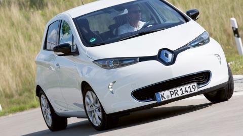 Renault Zoe Life Bild: Renault
