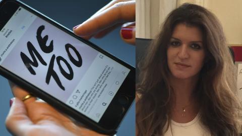 Den franska regeringen kommer att utarbeta en ny lag mot sexuella trakasserier. / Marlène Schiappa, Frankrikes jämställdhetsminister. Bild: Fredrik Sandberg/TT / Nantilus/CC