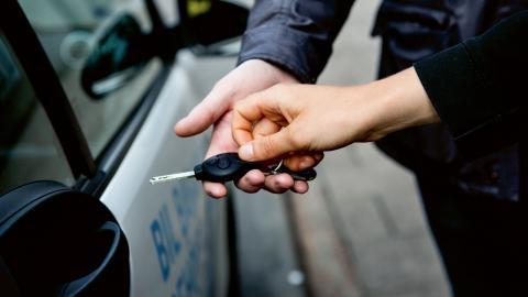 Samåkning är ett mer hållbart sätt än att köra ensam.  Bild: Christine Olsson/TT