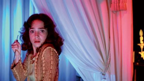 """Med """"Suspiria"""" blandade Dario Argento in över-naturliga inslag med mordmysteriet, skriver Kristoffer Viita."""