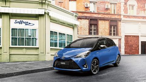 Toyota Yaris 1.5 Intense Hybrid Bild: Toyota