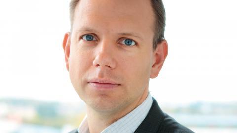 Andreas Cederlund, doktor i odontologi och sakkunnig i tandvård på Socialstyrelsen. Bild: Socialstyrelsen