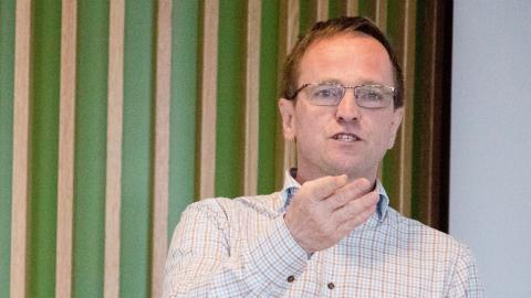 Ola Alterå tillträder som kanslichef för klimatpolitiska rådet nästa år. Bild: Elima Mwinyipembe/Regeringskansliet